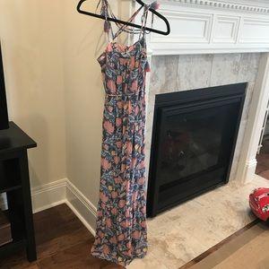 NWT wildflower maxi dress